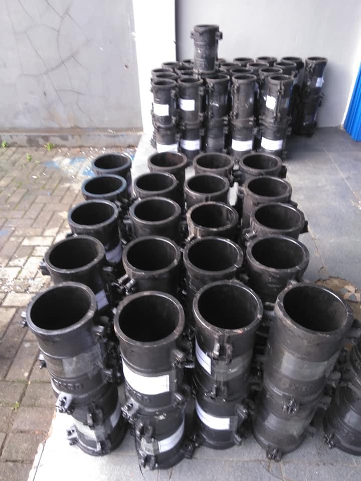 Jual Cetakan Silinder Beton Palembang Alat Laboratorium Teknik Sipil