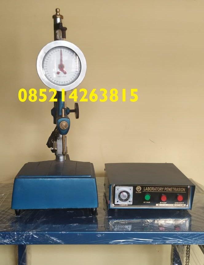 alat penetrasi aspal laboratory penetration test